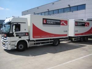 transportopleiding vrachtwagenrijbewijs