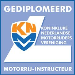gediplomeerd motorrij instructeur