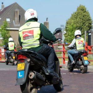 Bromfietsrijbewijs halen bij Verkeersschool Tilburg