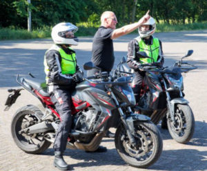 motorrijbewijs halen in Tilburg